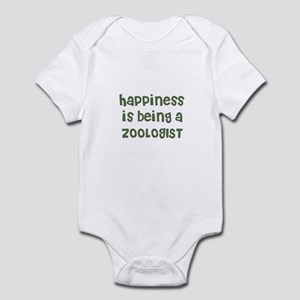 Happiness is being a ZOOLOGIS Infant Bodysuit