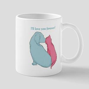 Love You Forever (Kids) Mug