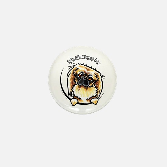 Pekingese IAAM Mini Button