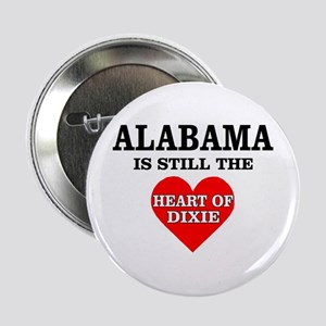 Heart of Dixie Button