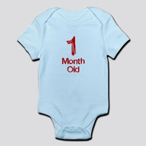 34cd850cb One Month Old Baby Clothes   Accessories - CafePress