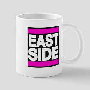 east side pink Mug