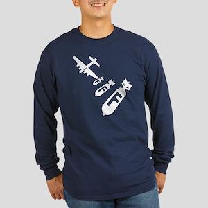 Dropping F Bombs Long Sleeve T-Shirt