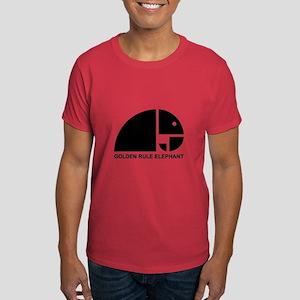 Golden Rule Elephant v.1 Dark T-Shirt