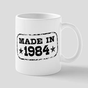 Made In 1984 Mug