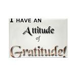 Attitude of Graditude Magnet - SHARE