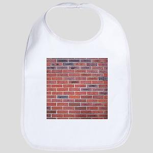 Just a wall of bricks, what can I say Bib