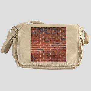 Just a wall of bricks, what can I say Messenger Ba