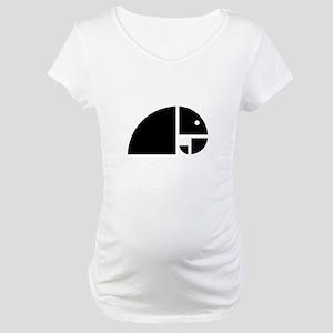 Golden Rule Elephant v.2 Maternity T-Shirt