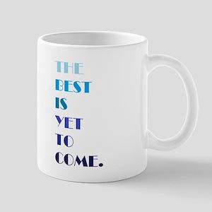 The Best (blue) Mug