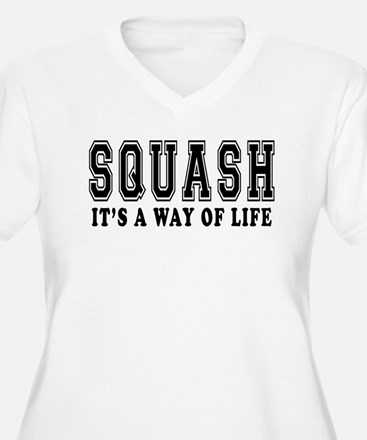 Squash It's A Way Of Life T-Shirt