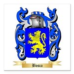 Bosca Square Car Magnet 3