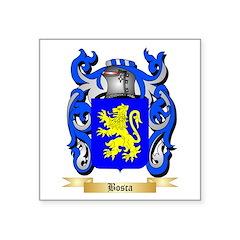 Bosca Square Sticker 3