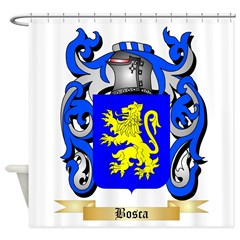 Bosca Shower Curtain