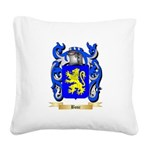 Bosc Square Canvas Pillow
