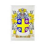 Borton Rectangle Magnet (10 pack)