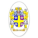 Borton Sticker (Oval)