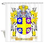 Borton Shower Curtain