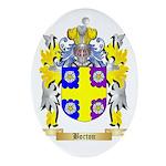 Borton Ornament (Oval)