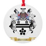 Bortolutti Round Ornament