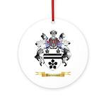 Bortolomei Ornament (Round)