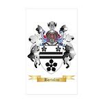 Bortolini Sticker (Rectangle 50 pk)