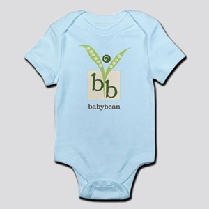 BabyBean Long Sleeve Infant Onesie Body Suit