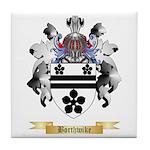 Borthwike Tile Coaster