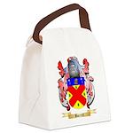 Borrell Canvas Lunch Bag