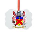 Borrell Picture Ornament