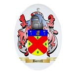 Borrell Ornament (Oval)