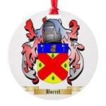 Borrel Round Ornament