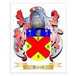 Borrel Small Poster