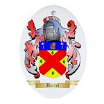 Borrel Ornament (Oval)