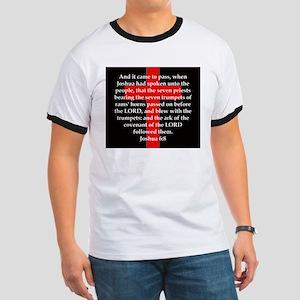 Joshua 6:8 Ringer T