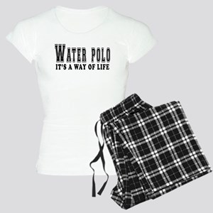 Waterpolo It's A Way Of Life Women's Light Pajamas