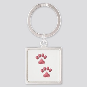 Two Paws Keychains