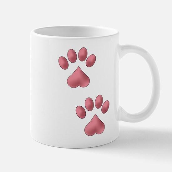 Two Paws Mug