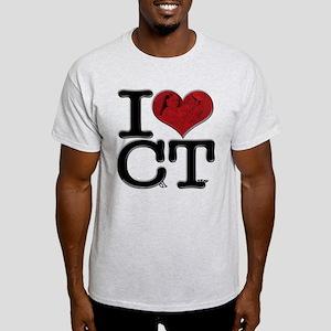I Love CoiTus Light T-Shirt