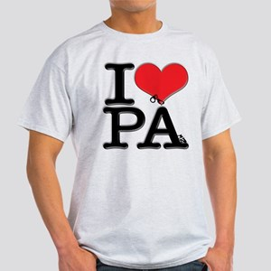 I Love PAin Light T-Shirt