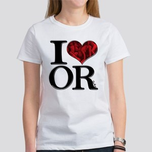 I Love ORgies Women's T-Shirt