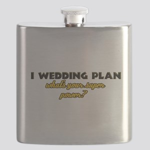 I Wedding Plan what's your super power Flask