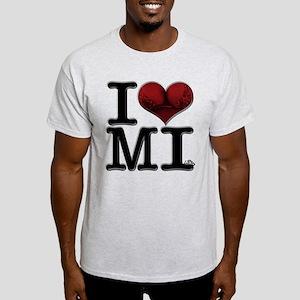 I Love MI-lfs Light T-Shirt