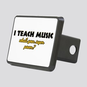 I Teach Music what's your super power Rectangular