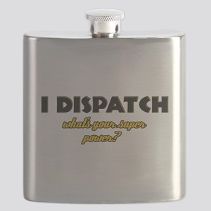 I Dispatch what's your super power Flask