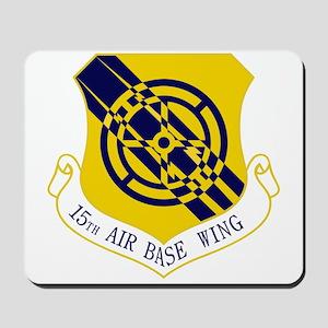 15th Air Base Wing Mousepad