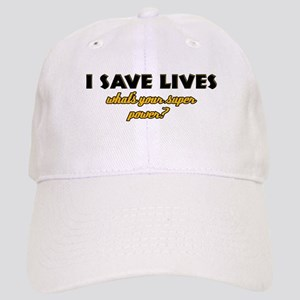 I Save Lives what's your super powe Cap