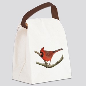 Cardinal Canvas Lunch Bag