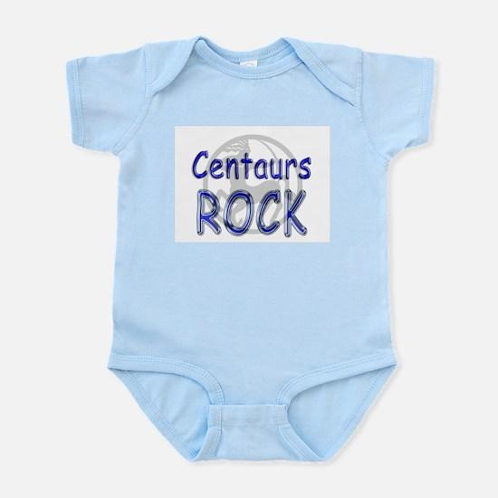 Centaurs Rock Infant Bodysuit