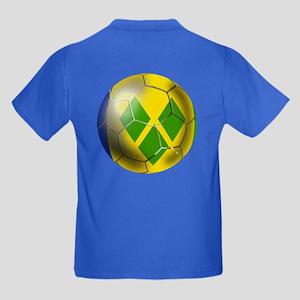 Saint Vincent Football Kids Dark T-Shirt